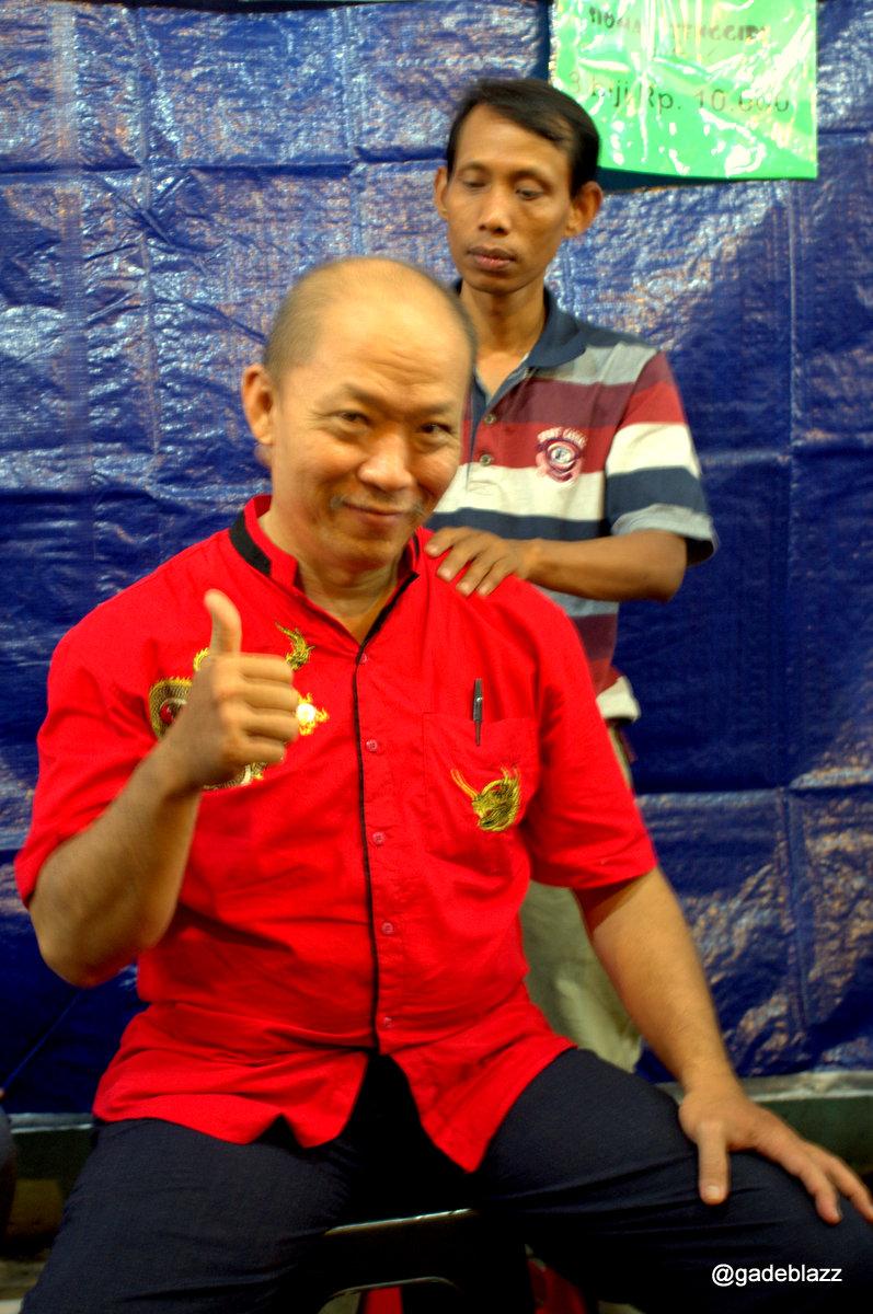 Master Kungfu Pijat dulu