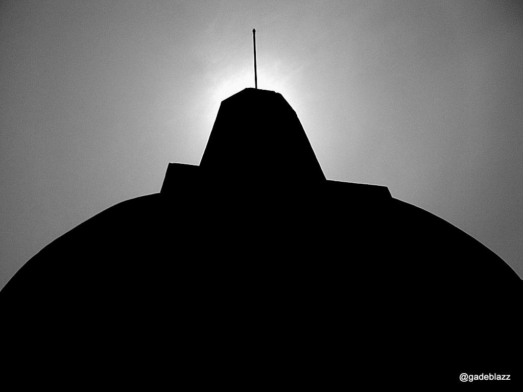 Tingkat tertinggi, puncak kesempurnaan sebagai warga yang beragama Budha